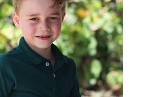 Кейт Миддлтон опубликовала фото подросшего сына в его День рождения