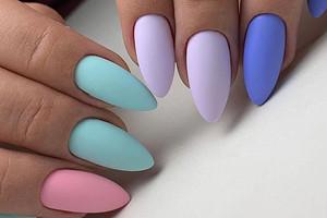 Миндалевидные ногти: 70 классных вариантов дизайна (лови вдохновение)