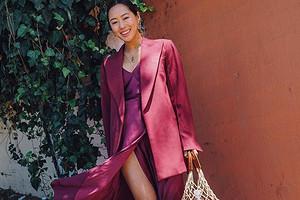 8 удачных комбинаций платьев и верхней одежды, которые стоит попробовать