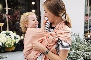 Как завязывать слинг, чтобы маме и ребенку было удобно: 2 супер-способа и советы по безопасности