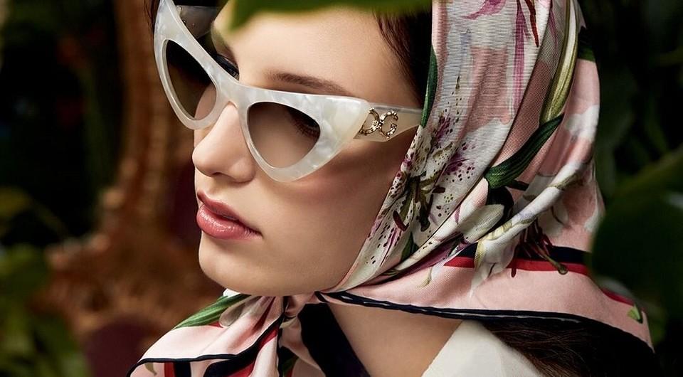 Всегда актуально: как завязать платок на голове разными способами (это очень легко)