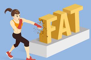 Как снизить риск накопления жира: 3 способа, которые работают