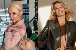 Юлия Высоцкая надела любимое платье Яны Рудковской от Dior