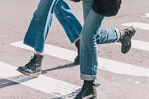 Тренд осени 2019: как носить армейские ботинки