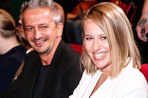 «К+К=Любовь»: Ксения Собчак иКонстантин Богомолов поженились