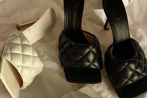 Модное помешательство: как звезды стритстайла носят стеганые вещи