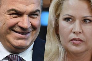 Анатолий Сердюков и Евгения Васильева стали многодетными родителями