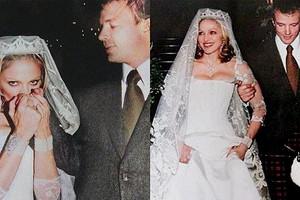 Никаких фото: самые секретные свадьбы звезд