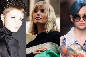 Делай короче: модные женские челки 2020 (и фото)