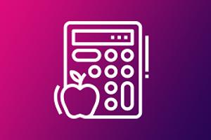 Калькулятор суточной нормы калорий и БЖУ