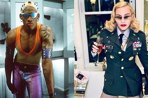 Известный баскетболист заявил, что Мадонна хотела от него забеременеть за $20 млн