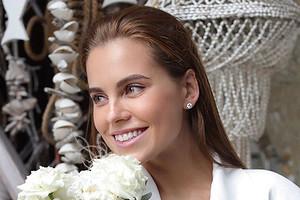 Дарья Клюкина проводит медовый месяц на Капри после свадьбы с миллионером
