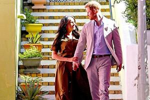 Принц Гарри повторил подвиг принцессы Дианы в Анголе (видео)