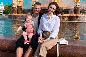 Дмитрий Тарасов и Анастасия Костенко ждут второго ребенка