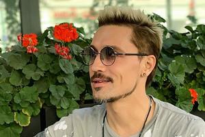 Дима Билан стал блондином (видео)