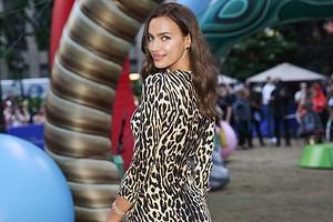 Ирина Шейк снялась обнаженной в рекламе Calvin Klein (видео)