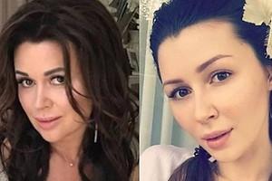 Анастасия Заворотнюк отметила день рождения дочери в больничной палате