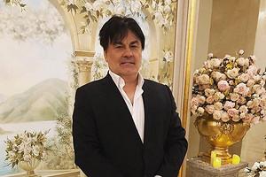 Неизвестный прострелил ногу певцу Александру Серову (видео)
