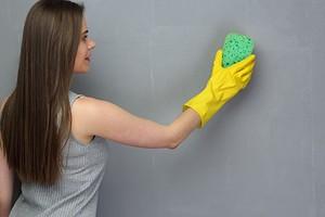 Как мыть окрашенные стены: от народных средств до бытовой химии