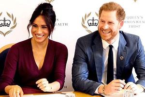 Меган Маркл и принц Гарри официально отказались от королевского титула (и вернут деньги в казну)