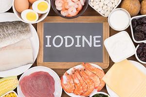 Ешь и здоровей: продукты для щитовидной железы, содержащие йод