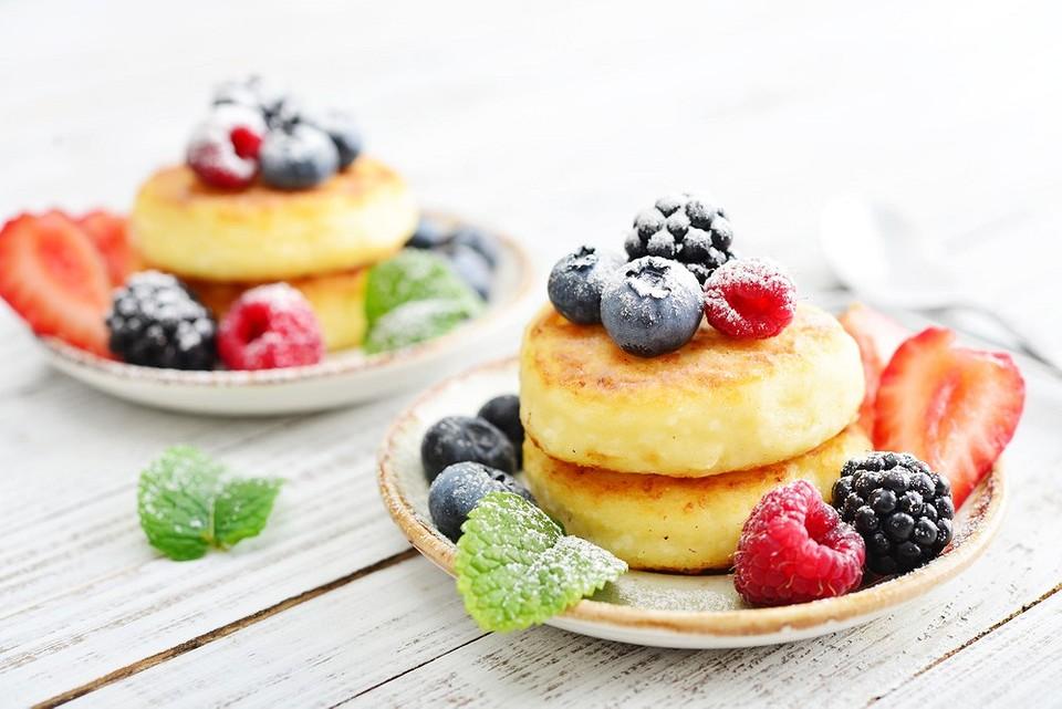 4 вкусных рецепта ПП-сырников, которые можно на диете