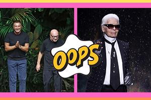 4 громких скандала, в которых были замешаны дизайнеры (и как они выкрутились)