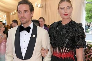 Мария Шарапова собирается замуж за друга принца Гарри