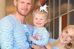 После объявления о разводе Пелагея и Иван Телегин отпраздновали вместе день рождения дочери
