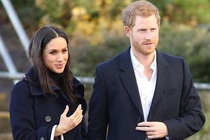 Принц Гарри и Меган Маркл показали новое фото с малышом Арчи (в милой шапке)