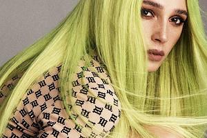 «Цыпочка»: Настя Ивлеева примерила драматичный образ сжелтым париком (иснова ейподошло)