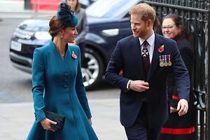 Кейт Миддлтон тяжело переживает расставание с принцем Гарри (говорят, даже плакала)