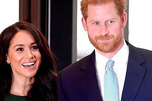 Меган Маркл и принц Гарри отказались от королевского статуса и финансовых привилегий