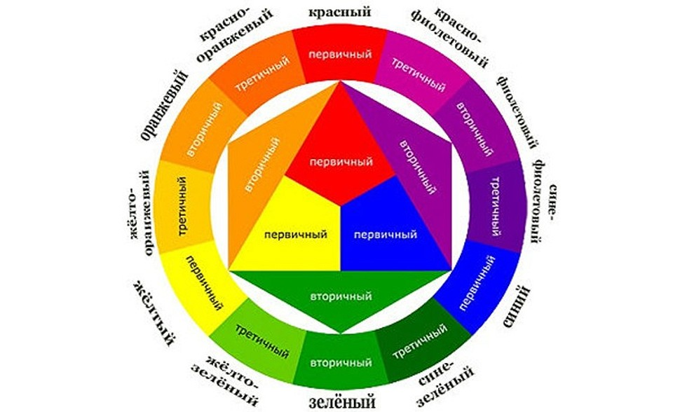 Цвет в интерьере: как выбрать и с чем сочетать