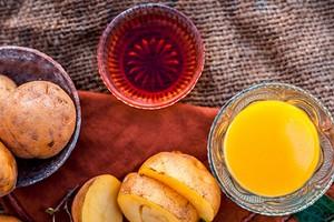 Картофельный сок: полезные свойства необычного фреша