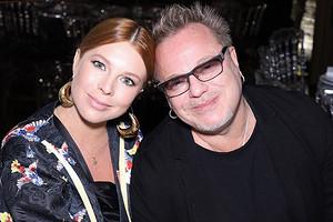 Наталья Подольская и Владимир Пресняков стали родителями во второй раз
