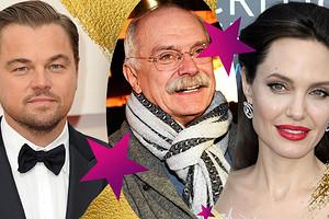Ди Каприо, Михалков и другие актеры, которые теряли статуэтки премии «Оскар»