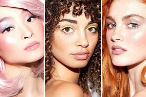 Тренды макияжа осень-зима 2020/21: голубые тени, розовая дымка и неоновые стрелки
