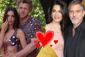 5 известных пар, которые сыграли свадьбу практически сразу после начала отношений