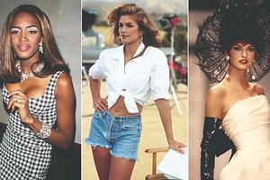 Королевы подиума: супермодели 90-х, на которых мы мечтали быть похожими
