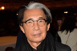 Основатель бренда Kenzo Кензо Такада умер из-за коронавируса