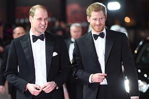 Раскрыта причина конфликта между принцем Гарри и Уильямом (дело не в Меган Маркл)