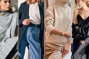 Тельняшка, серый свитер и еще 5 вещей в гардеробе, которые будут актуальны всегда