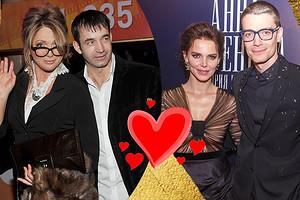 6 самых красивых актерских пар нашей страны