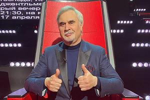 Валерий Меладзе отправился в «красную зону» к больным коронавирусом (видео)