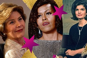 Первые леди Америки: 8 самых красивых и влиятельных жен бывших президентов