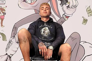 Егор Крид променял Бибера на Тимберлейка: теперь он подражает другому Джастину (с вермишелью на голове)