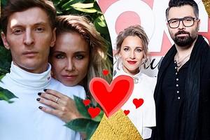 5 российских пар, которые сначала были друзьями, а потом поженились