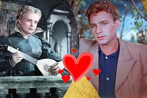 Николай Рыбников и Алла Ларионова: история любви красивой пары советского кино