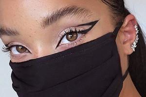 Акцент на глаза: как пандемия изменила наши предпочтения в косметике